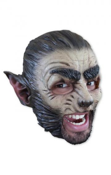 Teenwolf Latexmaske