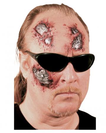 Terminator Cyborg Wound 3-piece