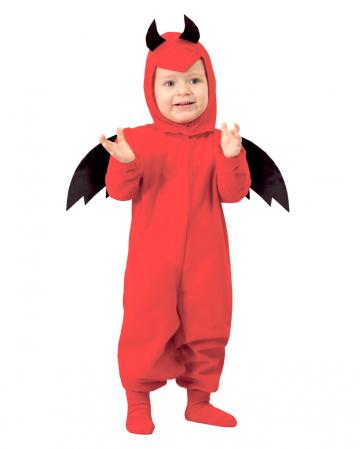 Teufel Kleinkinderkostüm