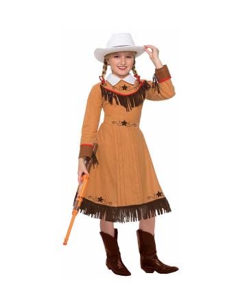 Texas Cowgirl Kinderkostüm