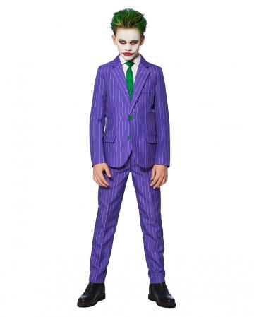 The Joker Anzug für Kinder - Suitmeister