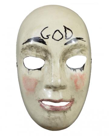 The Purge Anarchy God Maske