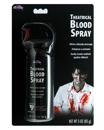 Theater Blood Spray