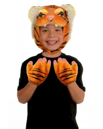 Tiger Kostümset für Kinder