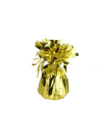 Tischdeko & Ballongewicht Gold