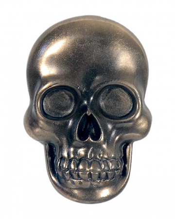 Skull with bottle opener
