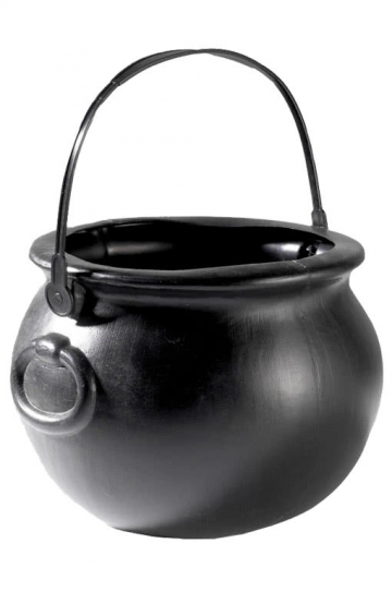 Trick or Treat Witch Cauldron