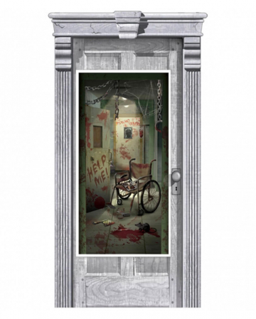Tür Dekoration Psychiatrie