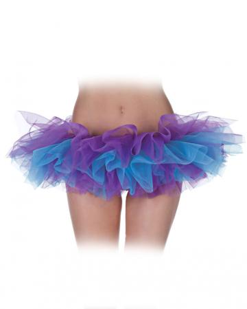Ballet Tutu Blue / Purple