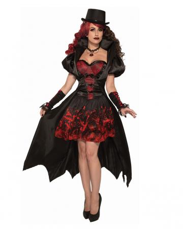 Unsterbliche Vampir Fürstin Kostüm