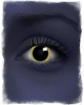 UV Eclipse Contact Lenses