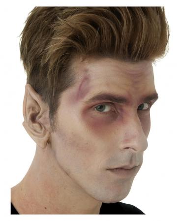 Vampire ears made of latex