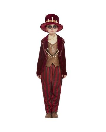 Voodoo Hexen Doktor Kinderkostüm