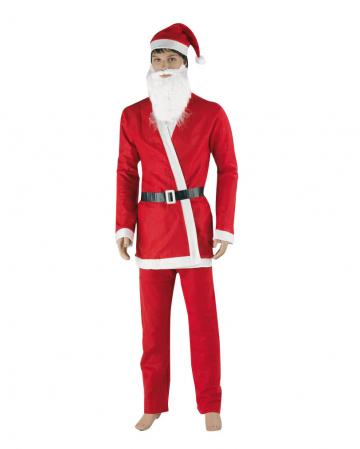 Apres Ski Weihnachtsmann Kostüm