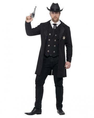 Sheriff Costume Plus Size