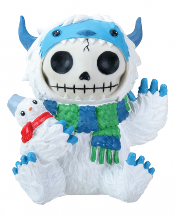 White Yeti - Furrybones Figur groß