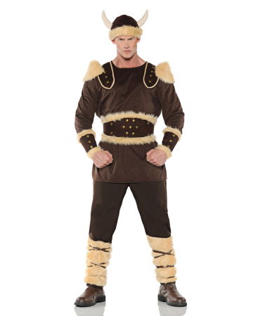 Viking Men Costume with Accessories