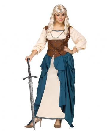 Viking Queen Costume XL