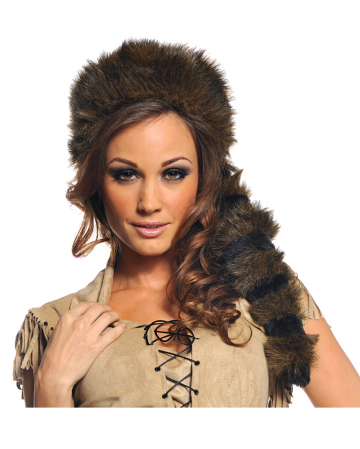 Poacher fur hat brown