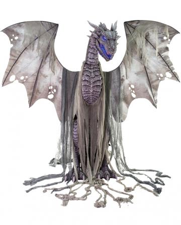 Giant Ice Dragon Animatronic