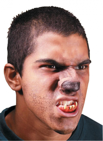 3-pc. Werewolf Nose Make-up Set