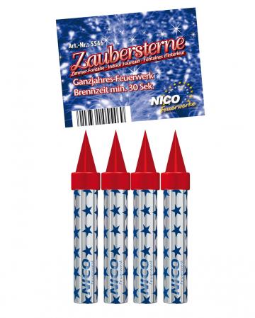 Magic star 4-pack