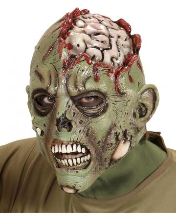 Zombie Brain Mask