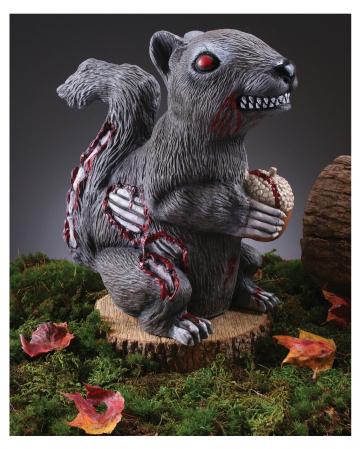 Zombie Eichhörnchen 30cm