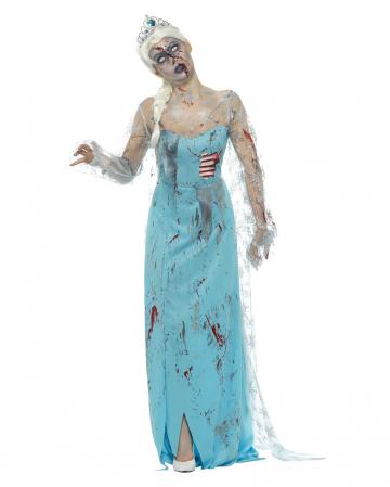 Zombie Ice Queen Costume