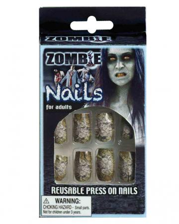 Zombie Fingernails