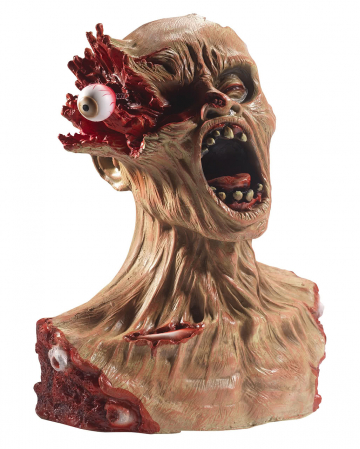 Zombie Latex Bust
