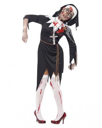Zombie nuns costume