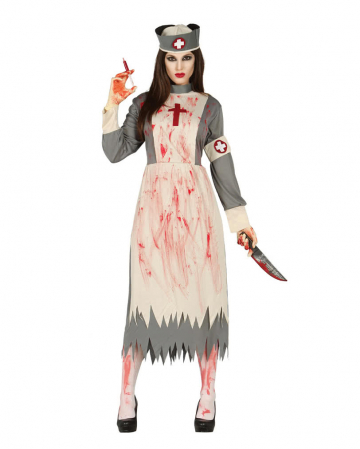 Zombie Nurse Nurse Costume