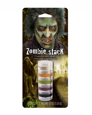 Zombie Make Up Stack
