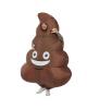 Kackhaufen Emoji Kostüm für Erwachsene Aufblasbar