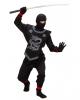 Black Dragon Ninja Kinderkostüm