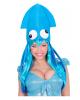 Cuttlefish Hat Blue