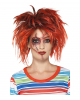 Chucky makeup kit with scars