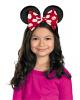 Minnie Maus Ohren mit wechselbarer Schleife