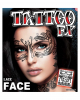 Face Tattoo Set Spitze