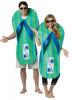 Flip Flop Schuh Kostüm für Erwachsene