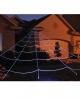 Gigantic Spider's Web For The Garden