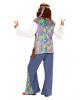 Hippie Male Costume Size M