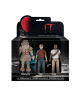 IT 2017 Action Figures Set (Pennywise, Stan, Mike)