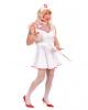 Krankenschwester Drag Queen Kostüm