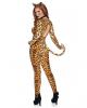 Leopard Jumpsuit Costume