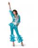 Mama Mia 70s Costume Deluxe Turquoise