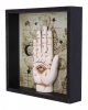 Palmistry Divination Hand Mural 20cm