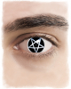 Pentagram Contact Lenses
