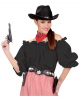 Pirate Blouse Black
